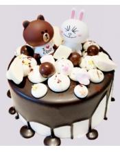 淋面蛋糕(1)