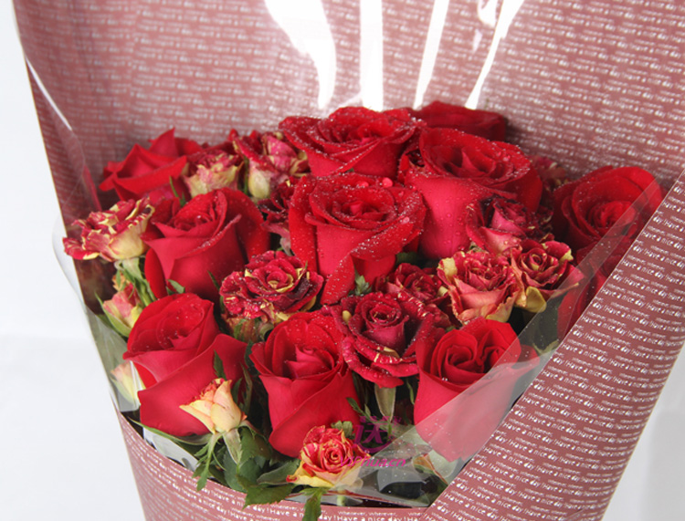 蔷薇之恋—快送鲜花网|情人节鲜花|邮政鲜花|北京邮政鲜花|上海网上送花|同城送花服务