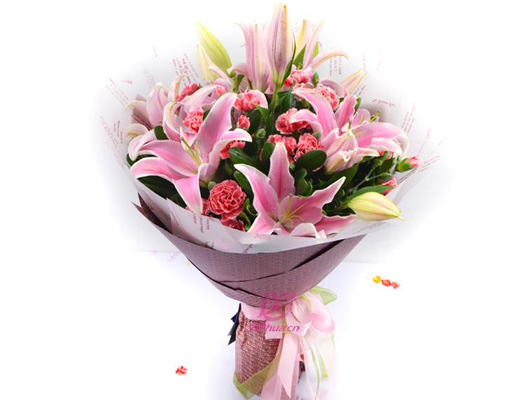 容颜灿烂—快送鲜花网|妇女节礼物|鲜花网|38节送什么礼物好|网上订花