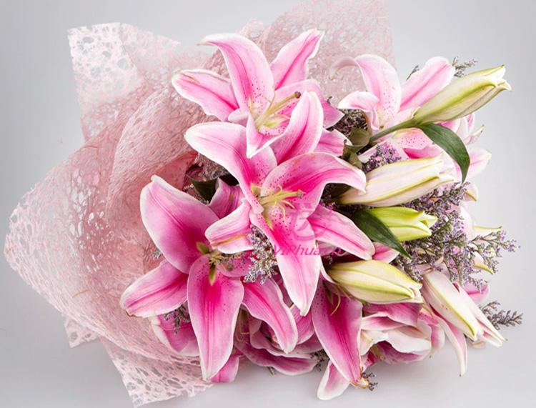 百年好合—快送鲜花网 快送鲜花网 同城鲜花 邮政订购鲜花 网上预定节日鲜花