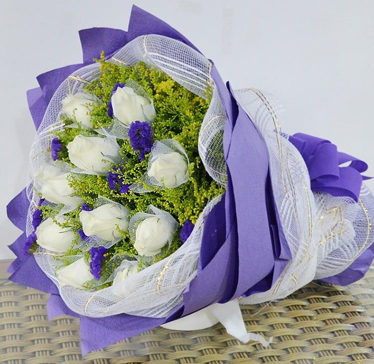 相遇是缘—快送鲜花网|在线订花|异地买花|网上买赣州鲜花|江西鹰潭市花店大图细节